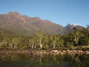 Early morning, Mount Bowen