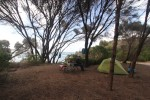 Trousers Point campsite